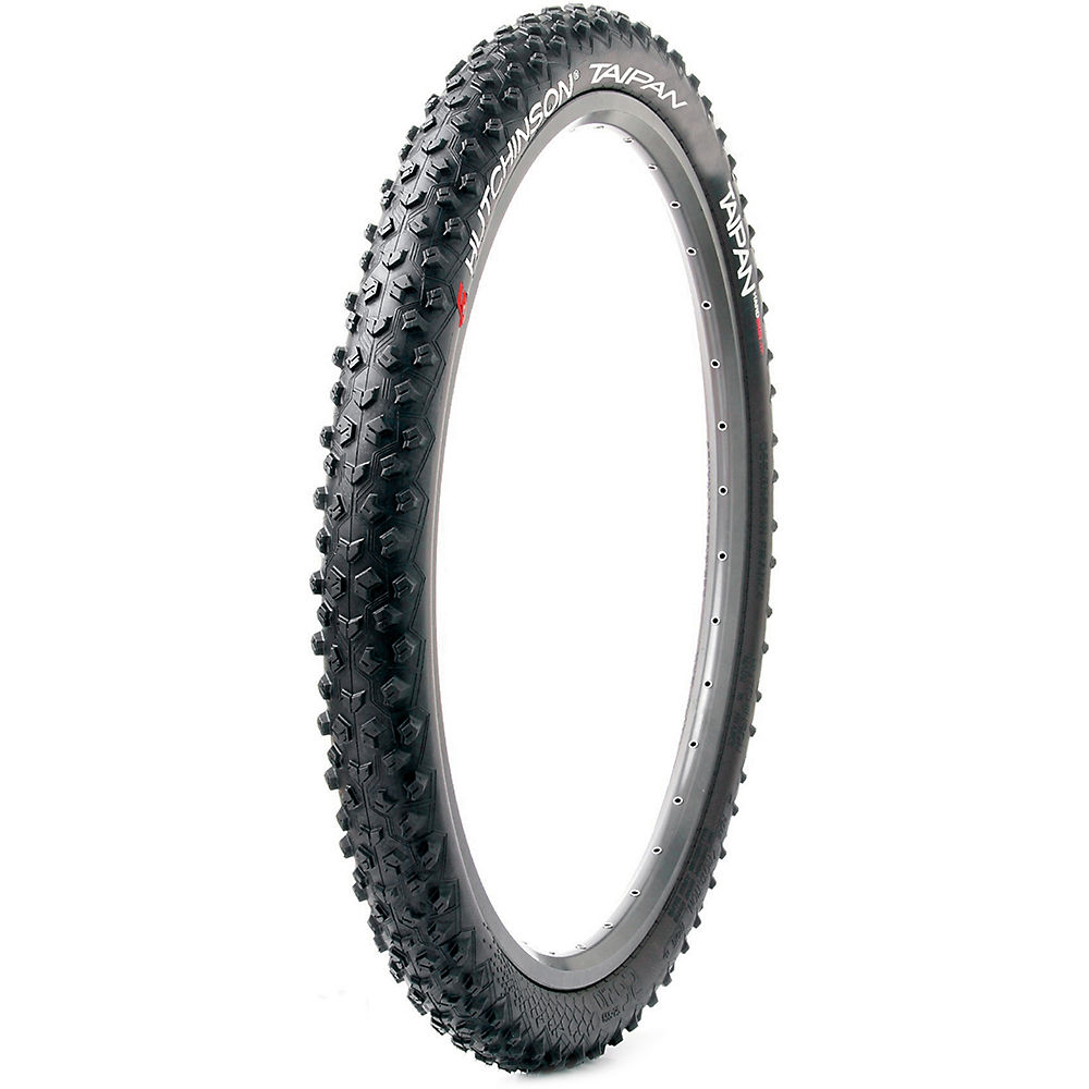 "Image of Hutchinson Taipan Tubeless Ready HardSkin Tyre - Black - 27.5"" (650b), Black"