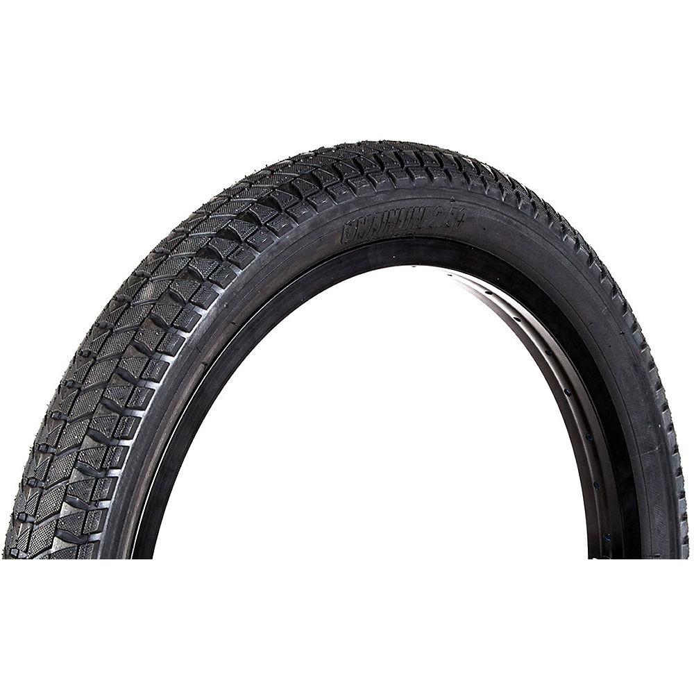 """Image of Pneu BMX S&M Bikes Mainline (22 pouces) - Noir - 22"""", Noir"""