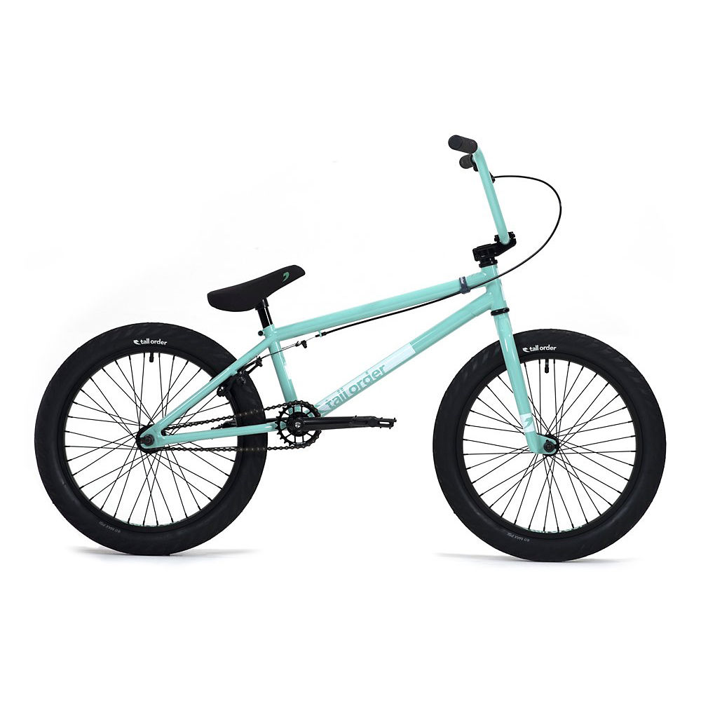 Tall Order Ramp Medium BMX Bike 2019 - foglia di tŠ lucida - 20.3