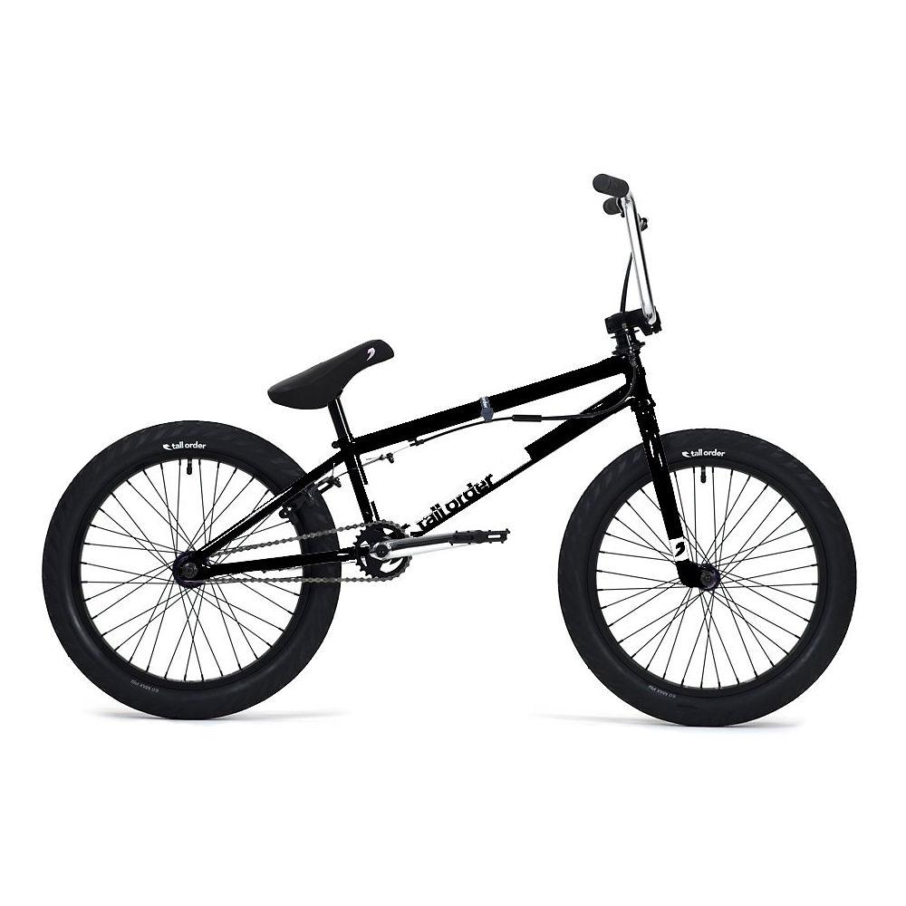 Tall Order Pro Park BMX Bike 2019 - nero lucido - 20.6
