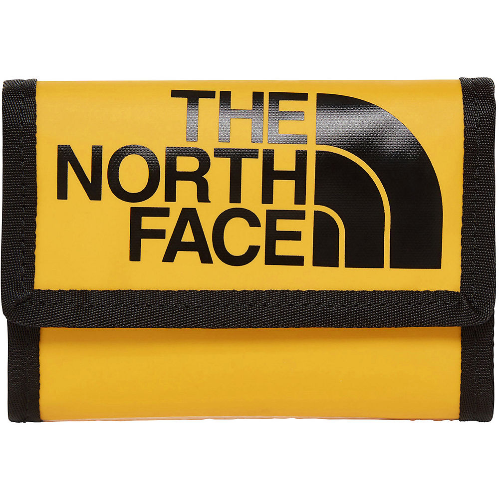 The North Face Base Camp Wallet  - Tnf Yellow-tnf Black - One Size  Tnf Yellow-tnf Black