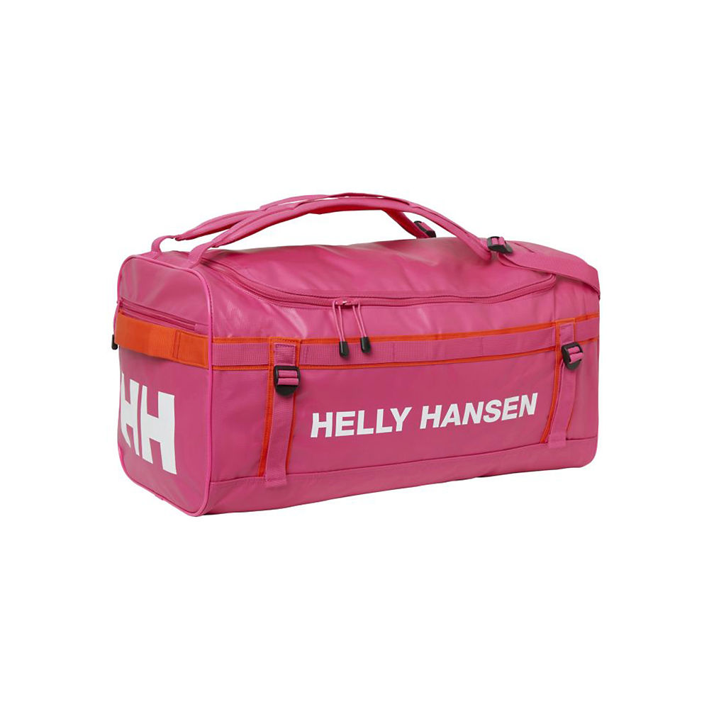 Image of Helly Hansen Classic Duffel Bag Small - Dragon Fruit - 50 Litres, Dragon Fruit