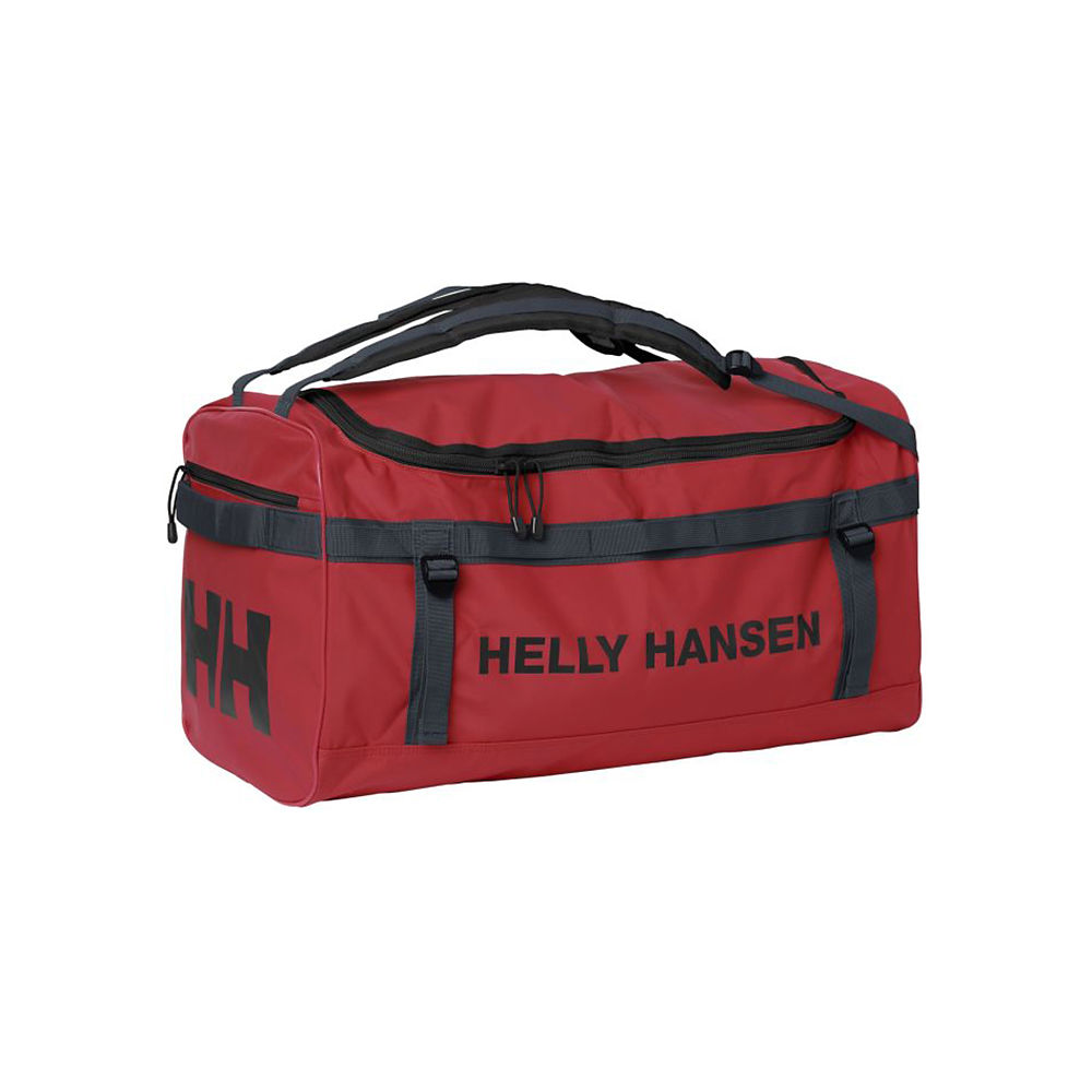 Image of Helly Hansen Classic Duffel Bag Small - Red Perennial - 50 Litres, Red Perennial