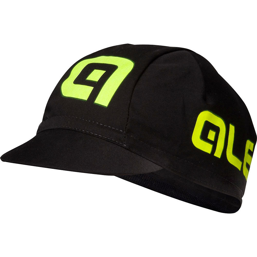 Ale Summer Cap - Black-fluo Yellow - One Size  Black-fluo Yellow