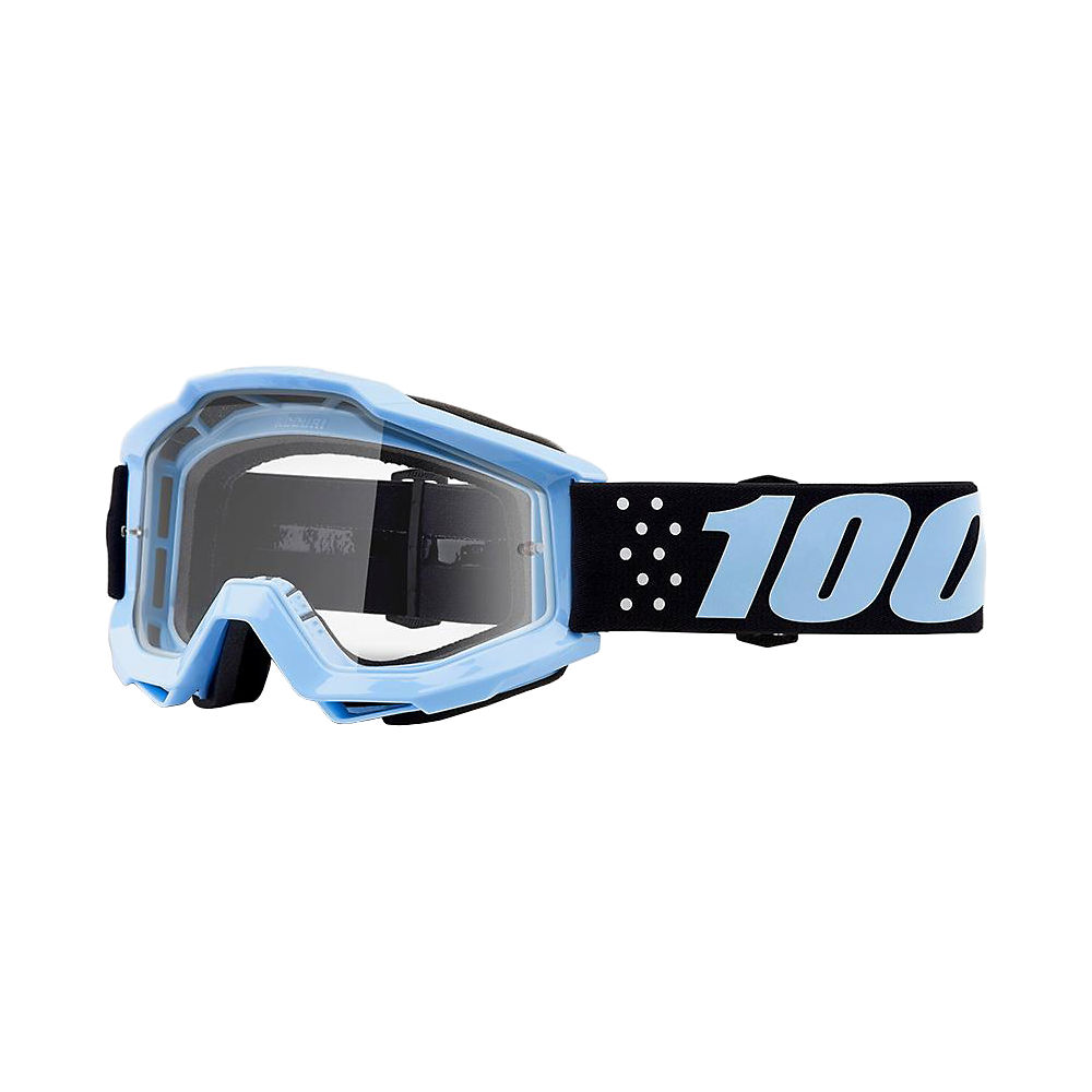 Image of 100% Accuri Youth Goggles Mirror 2019 - Taichi - Clear Lens, Taichi - Clear Lens