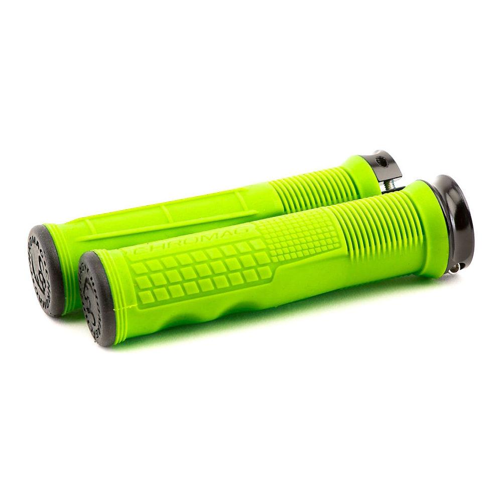 Image of Chromag Format Grips - Vert - 133mm, Vert