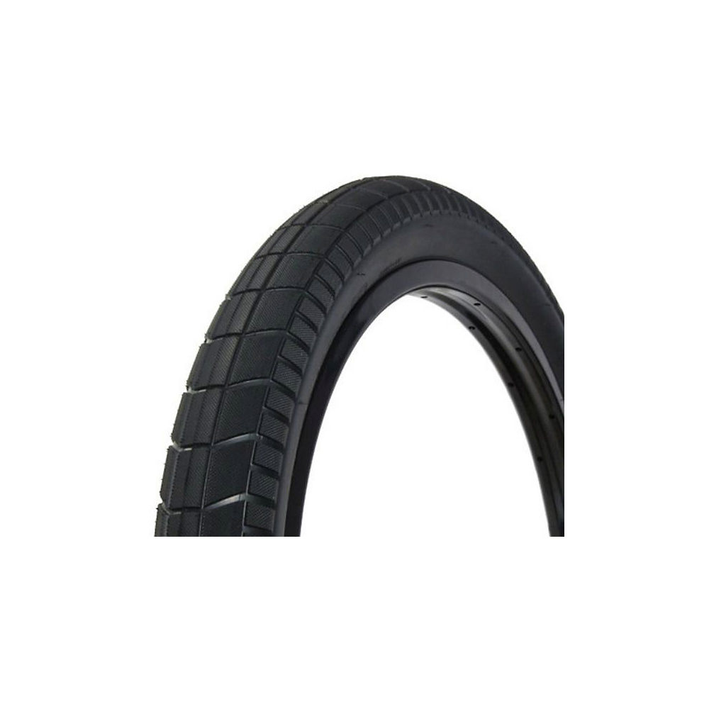"Image of Cult Dehart Tread Tyre - All Black - 20"", All Black"