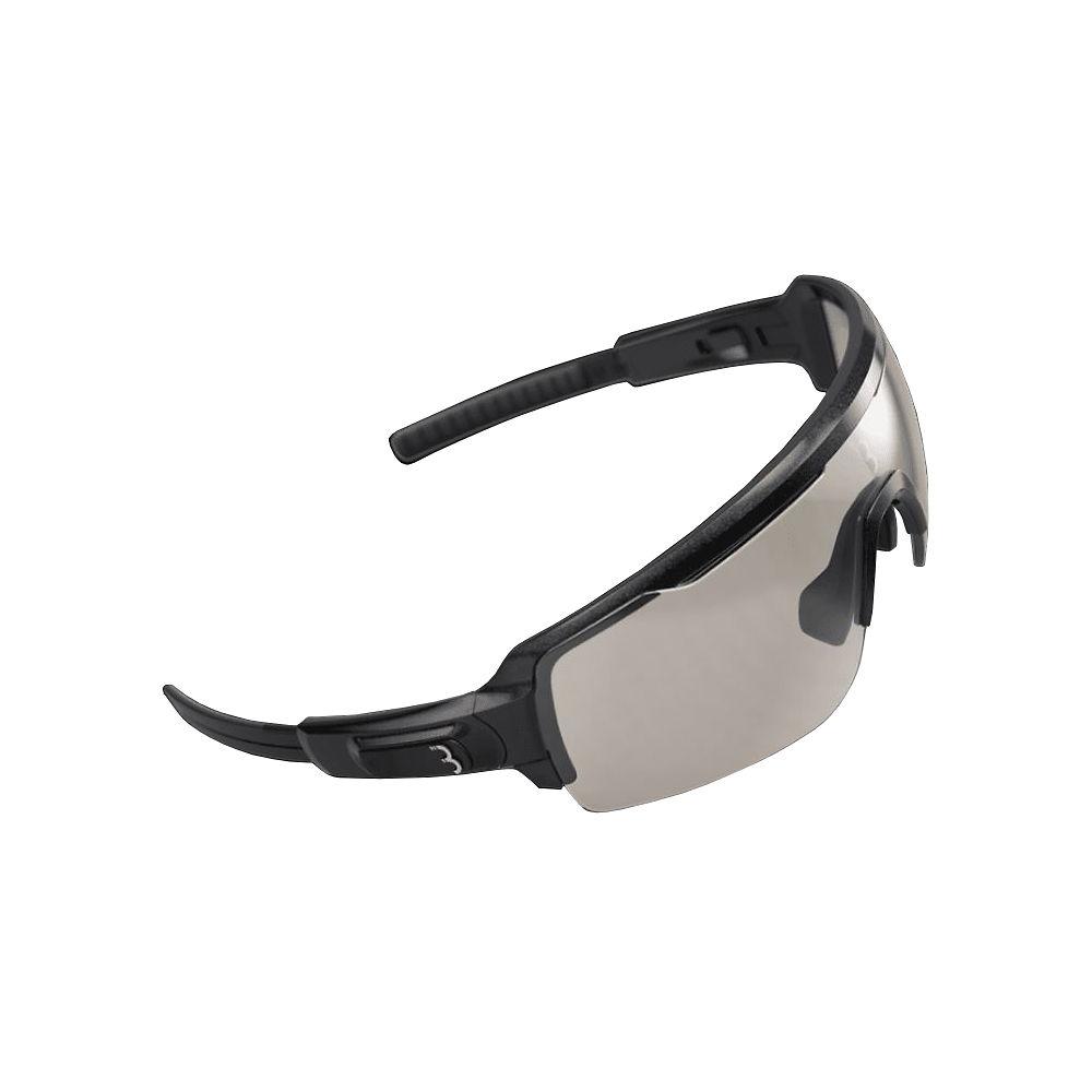 Image of BBB Commander Photochromic Sport Glasses - Matte Black Photochromic Lens, Matte Black Photochromic Lens