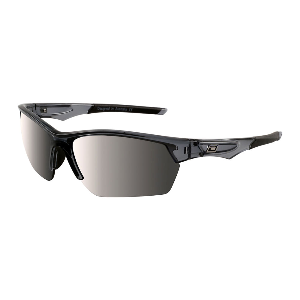 Image of Dirty Dog Sport Track Sunglasses - Crystal Black, Crystal Black