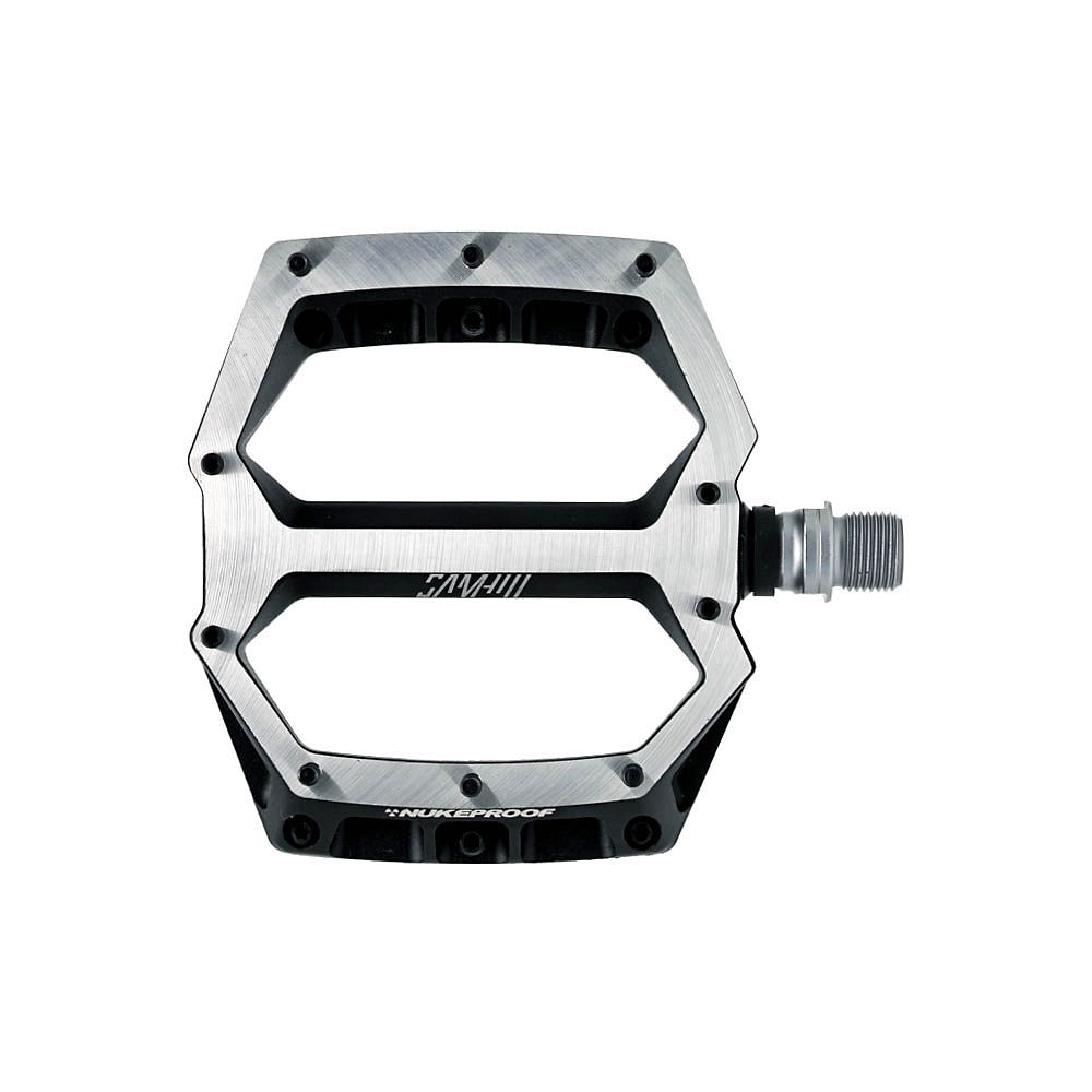 Nukeproof Horizon Pro Sam Hill Enduro Mtb Pedals - Black  Black