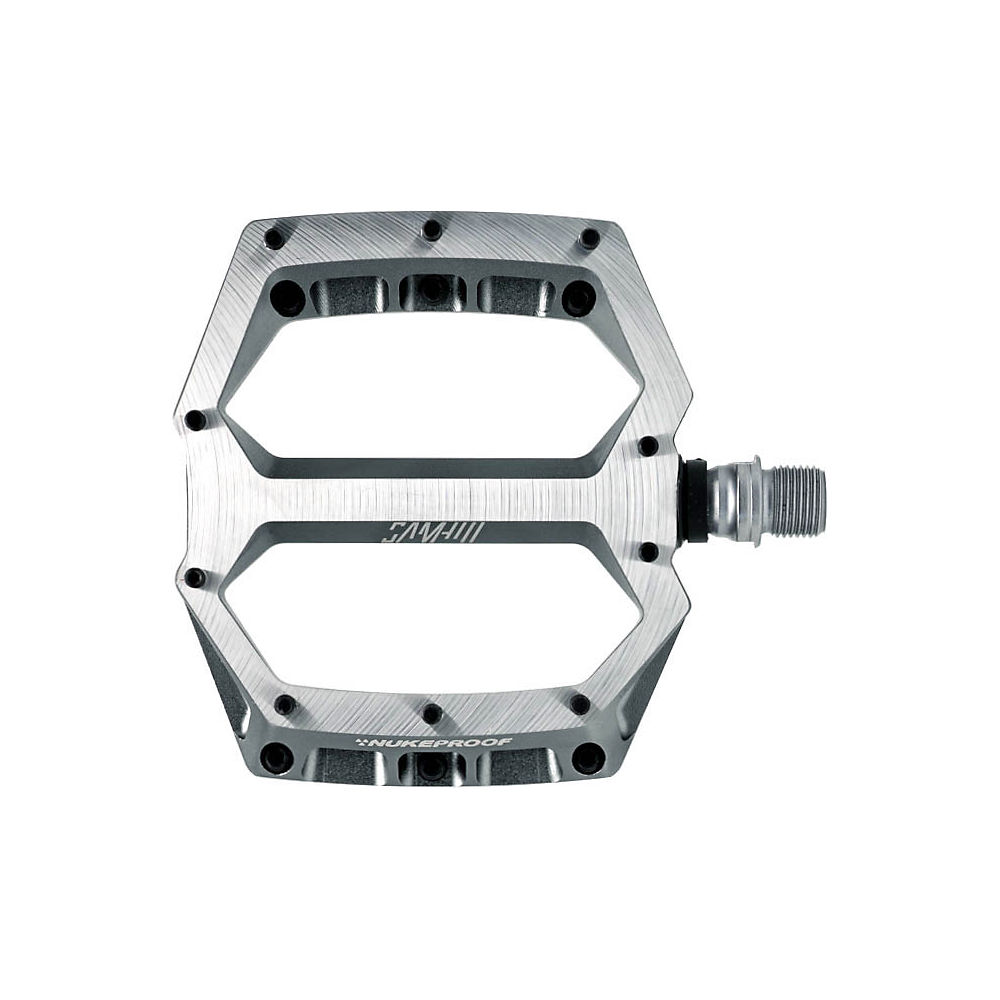 Nukeproof Horizon Pro Sam Hill Enduro MTB Pedals - Grey, Grey