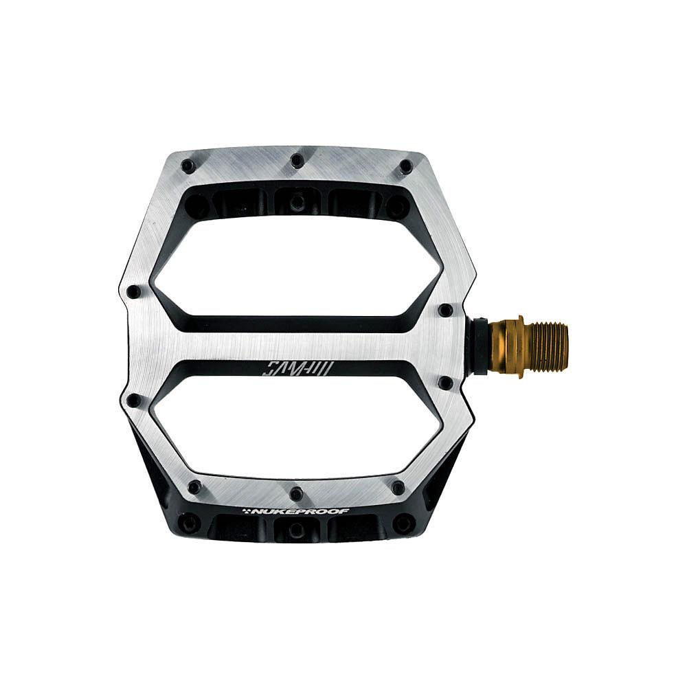Nukeproof Horizon Pro Ti Sam Hill Enduro Pedals - Black  Black
