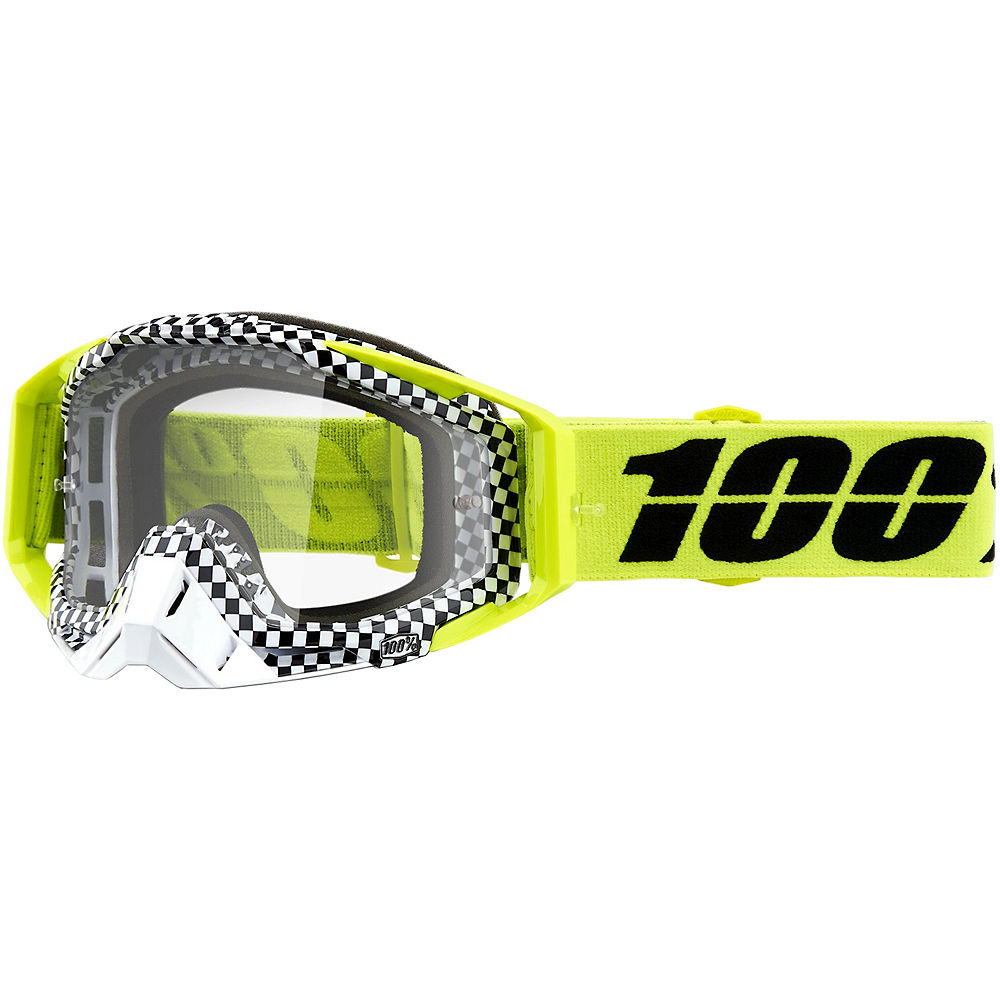 100% Racecraft Goggle - Clear Lens - Andre, Andre