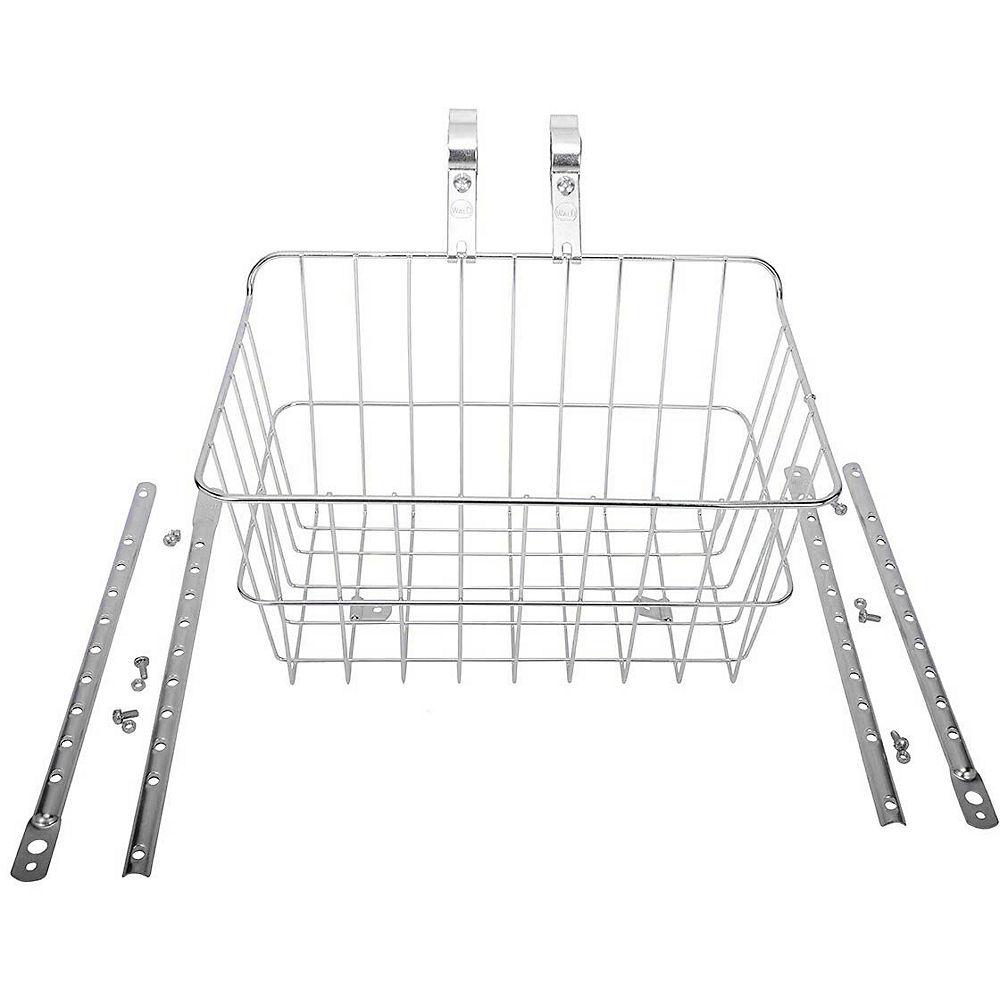 Image of Wald 1512 Drop Top Basket - Argent, Argent