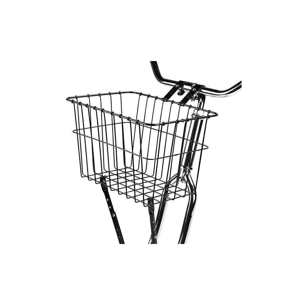 Image of Wald 198 Medium Plus Basket - Noir, Noir
