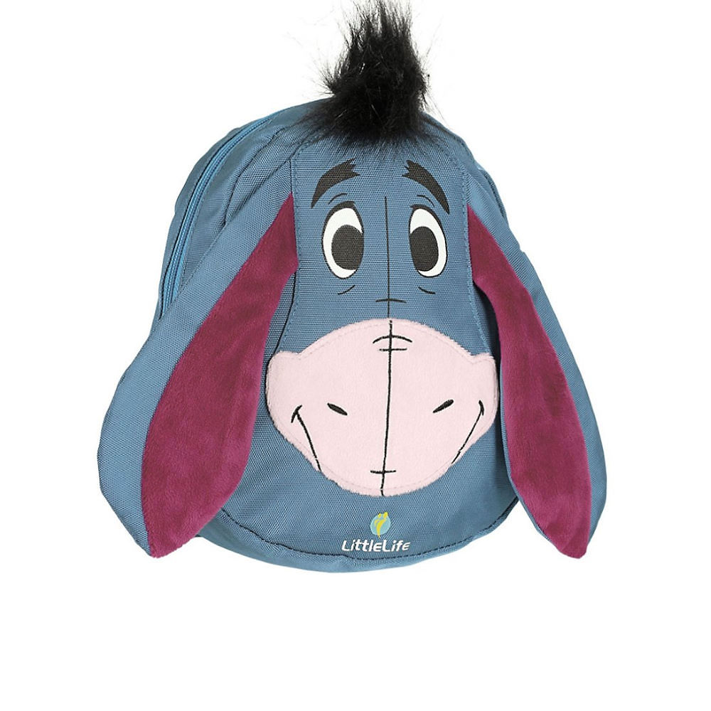 Image of LittleLife Toddler Disney Winnie The Pooh Backpacks - Eeyore - One Size, Eeyore
