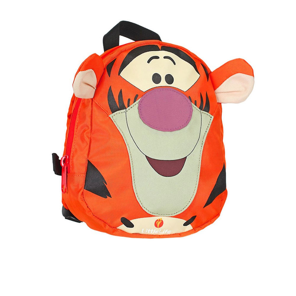 Image of LittleLife Toddler Disney Winnie The Pooh Backpacks - Tigger - One Size, Tigger