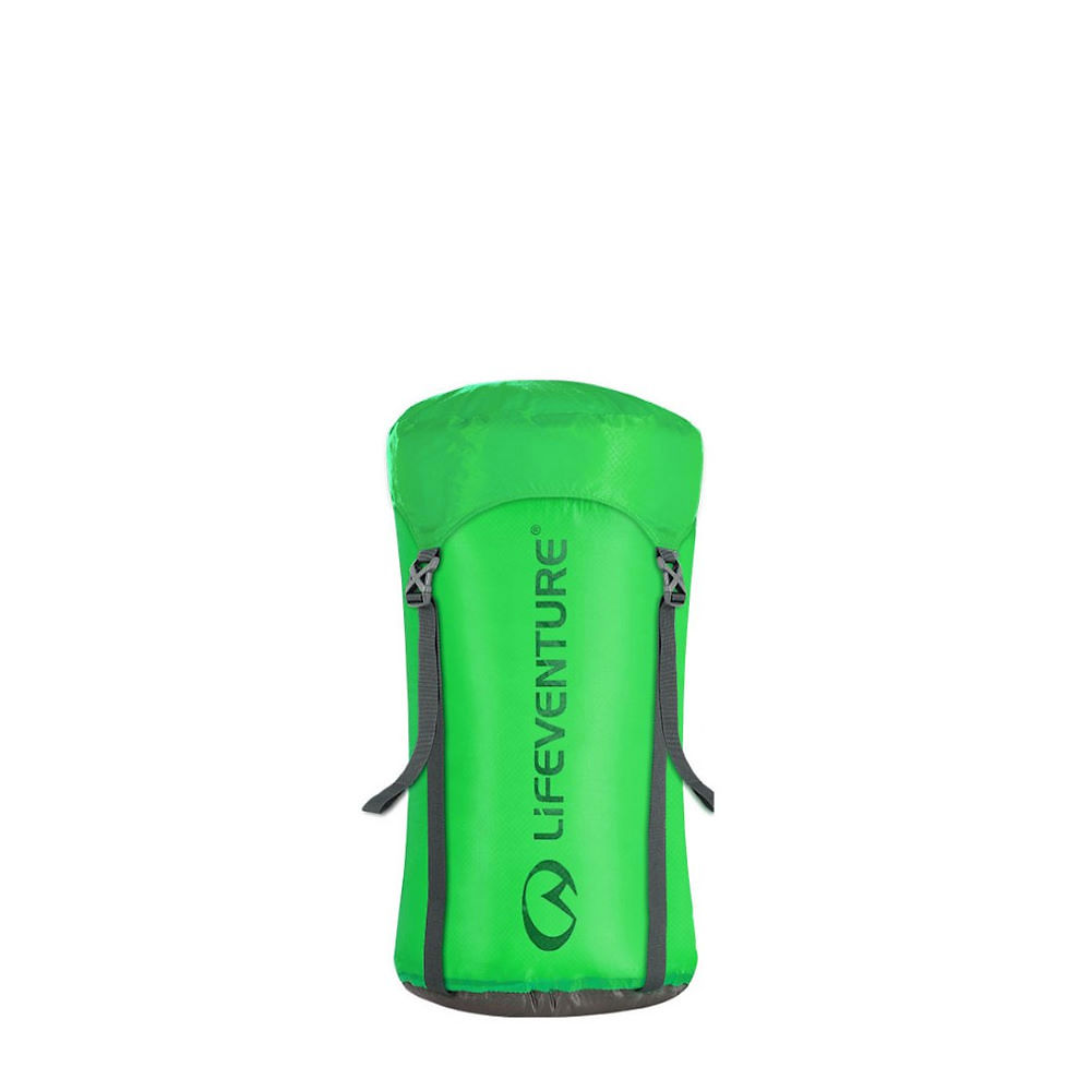 Image of Lifeventure Ultralight Compression Sack 15L - Vert - One Size, Vert