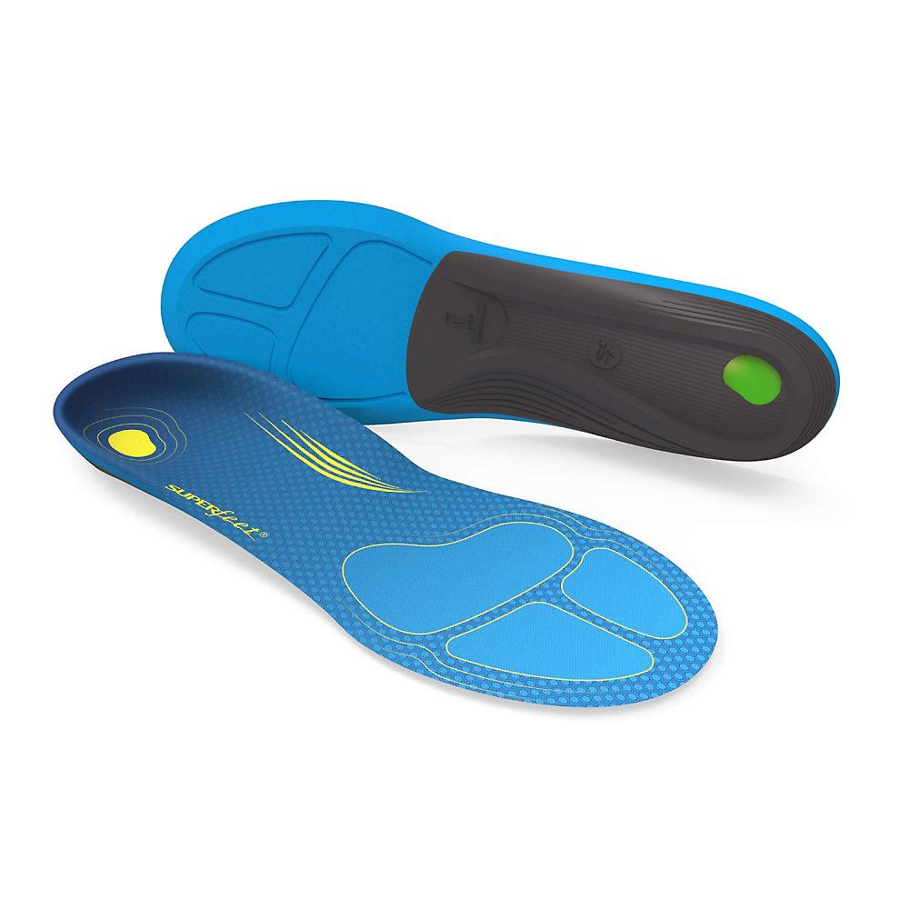 Superfeet Run Comfort Thin  - Blue - 24  Blue