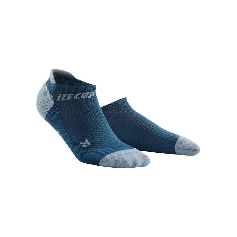 Cep No Show Socks 3.0  - Blue-grey  Blue-grey