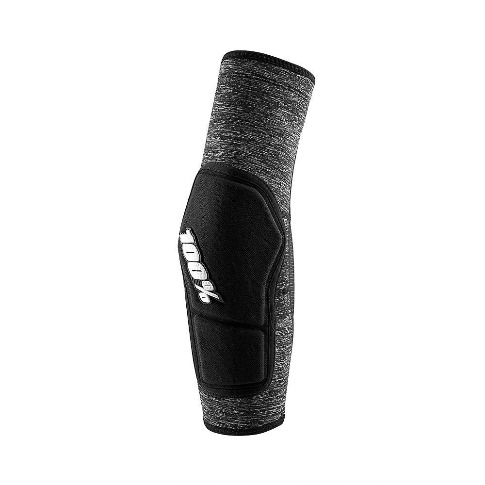 100% RideCamp Elbow Guard  - grey-black, grey-black