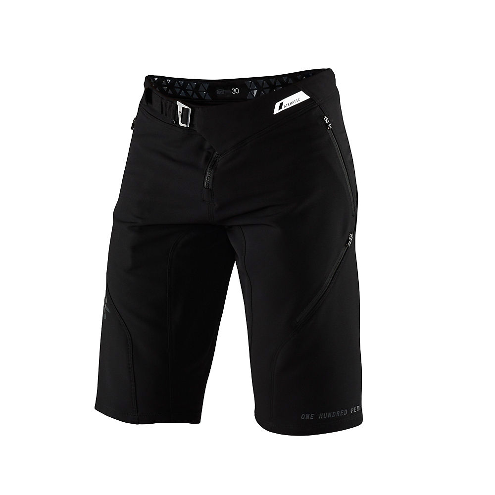 100% Airmatic Shorts - Black - 36  Black
