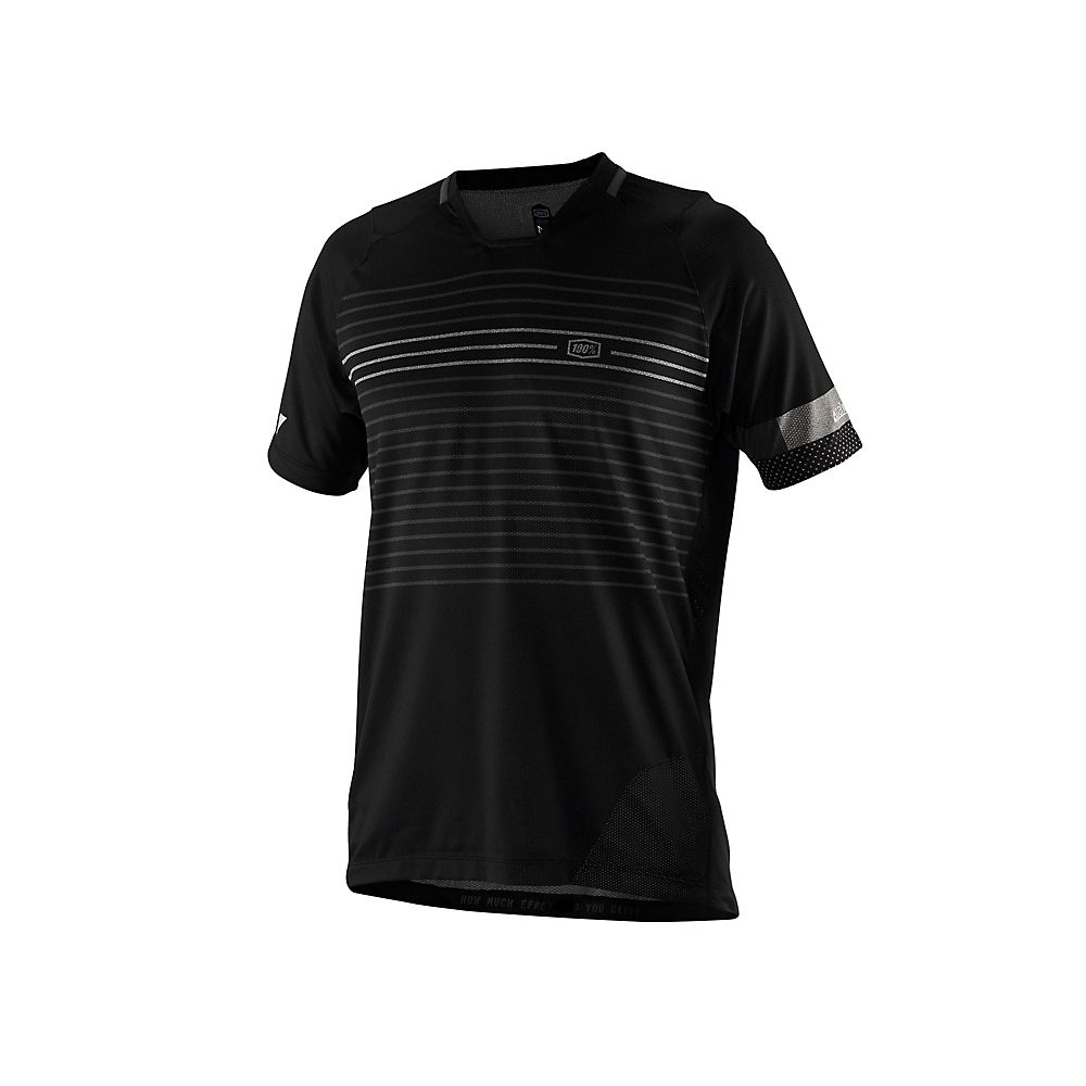 100% Celium Jersey - Black, Black
