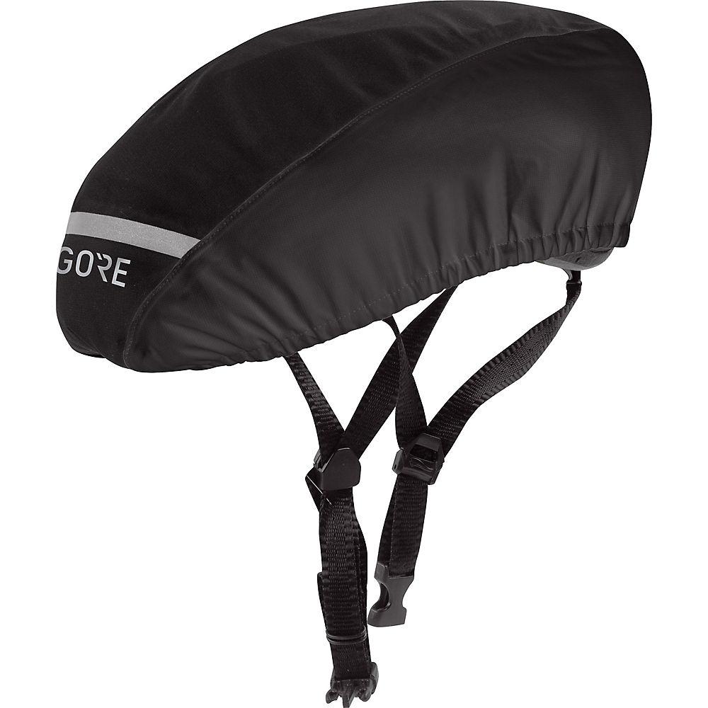 Gore Wear C3 GTX Helmet Cover - Black - S/M, Black