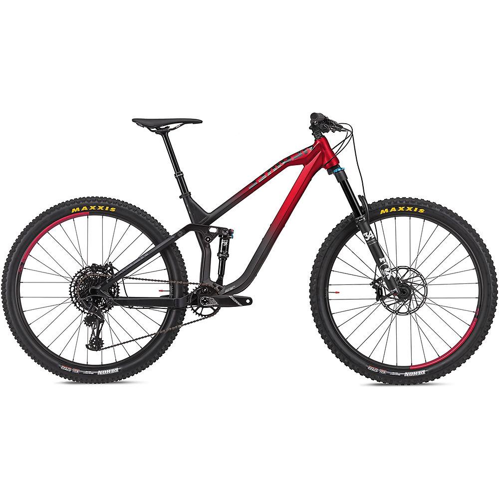 NS Bikes Define AL 130 Suspension Bike 2020 - Negro/Rojo, Negro/Rojo