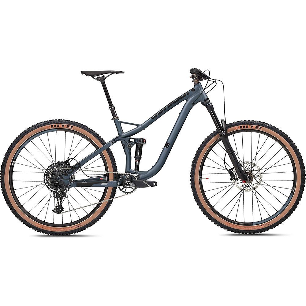 NS Bikes Snabb 150 Suspension Bike 2020 - Sharkskin - M