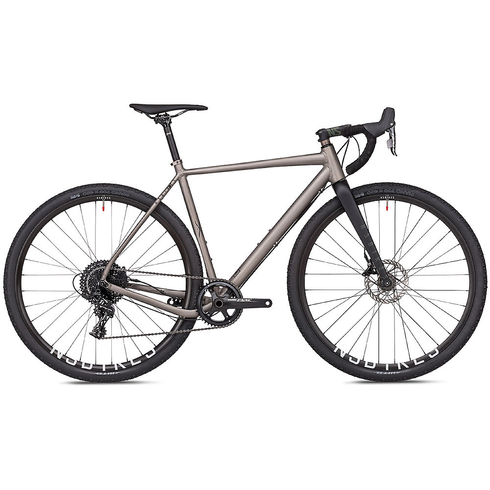 NS Bikes RAG+ 1 Gravel Bike 2020 - naturale - XL