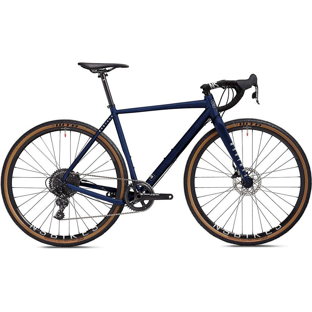 NS Bikes RAG+ 2 Gravel Bike 2020 - blu scuro - XL