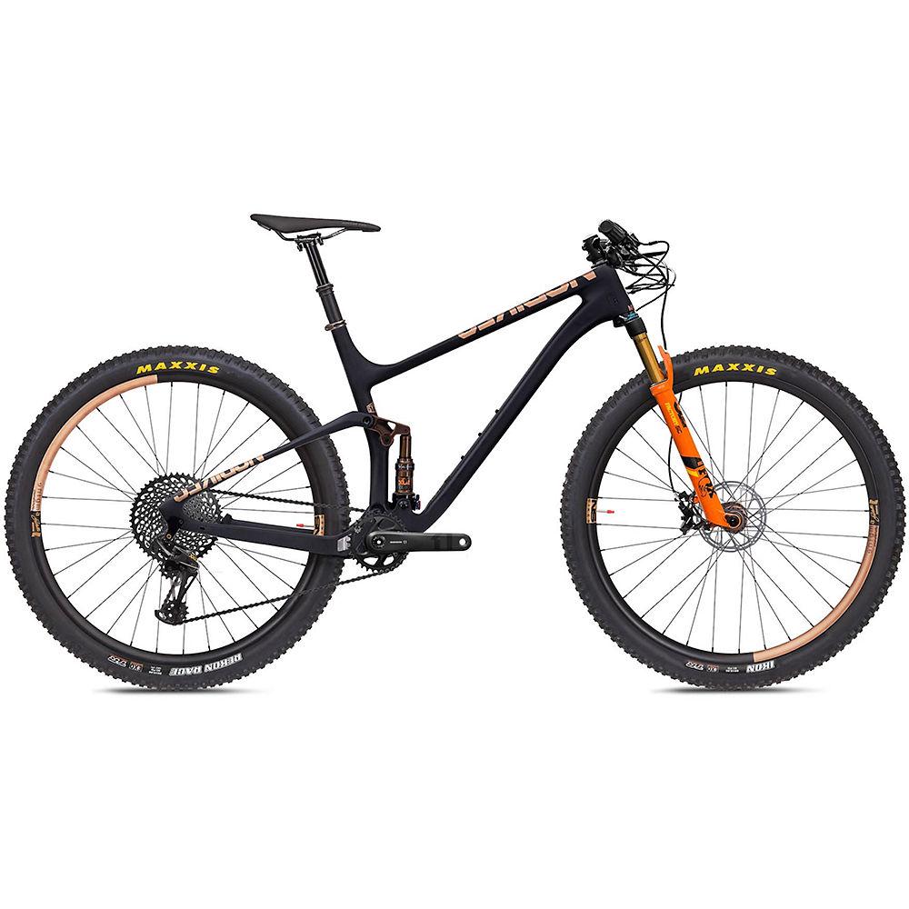 NS Bikes Synonym Race 1 Suspension Bike 2020 - Negro, Negro