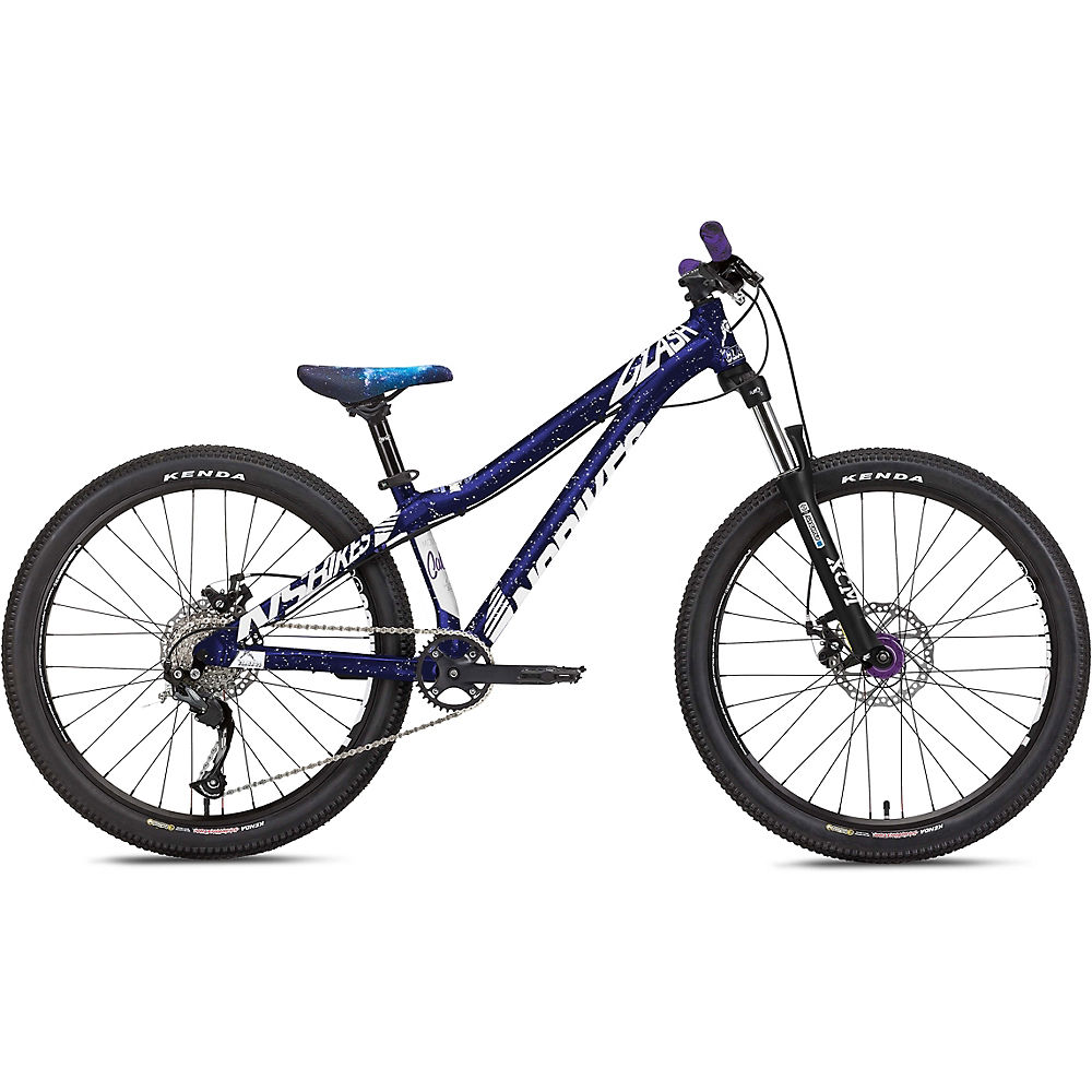 NS Bikes Clash JR Hardtail Bike 2020 - Night Sky - 24