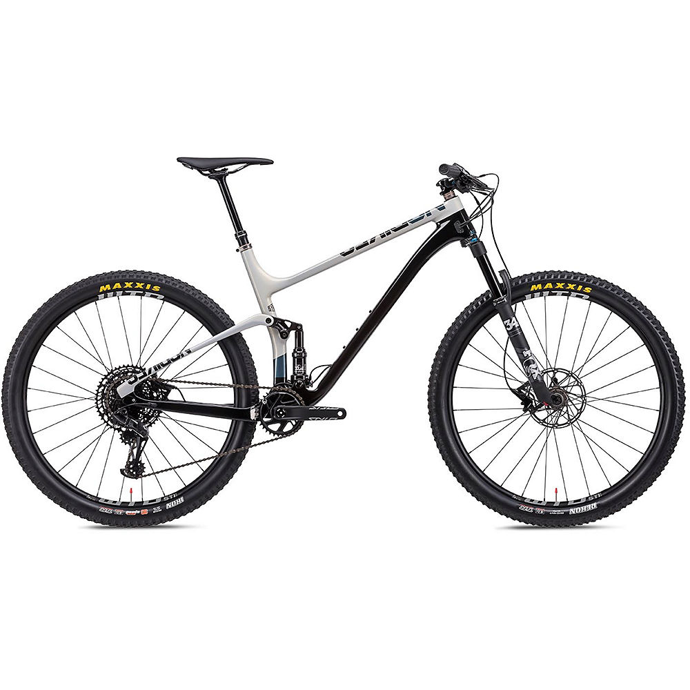 NS Bikes Synonym 2 Suspension Bike 2020 - nero - bianco
