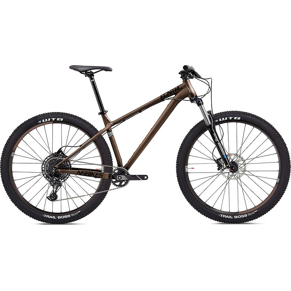 NS Bikes Eccentric Lite 2 Hardtail Bike 2020 - bronzo - M
