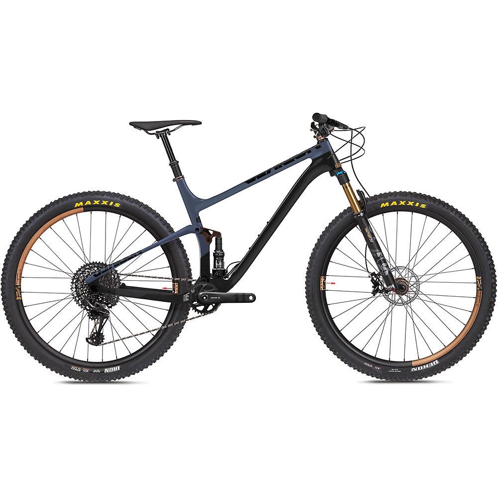 NS Bikes Synonym 1 Suspension Bike 2020 - Negro/Gris, Negro/Gris