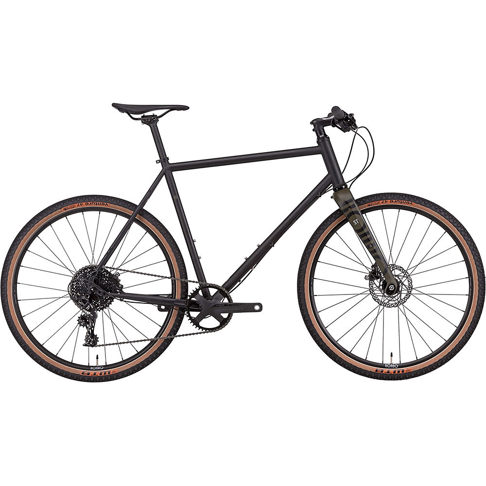Rondo Booz ST Urban Bike 2020 - Military Green-Black