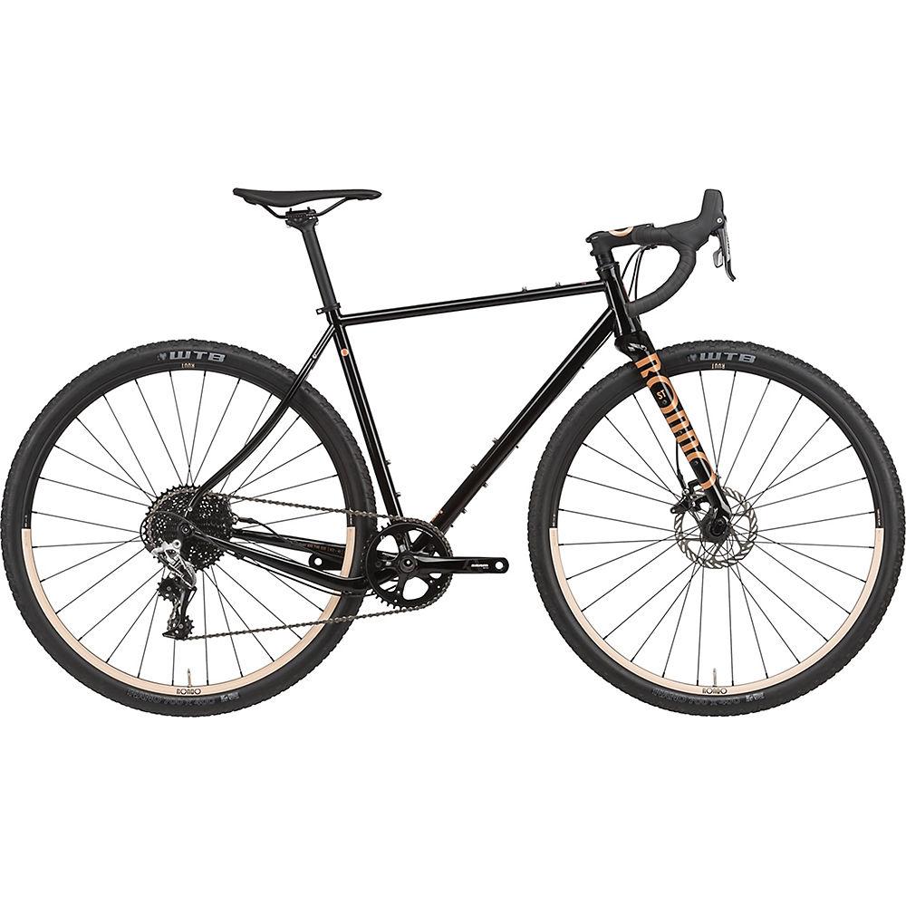 Rondo Ruut ST 1 Gravel Bike 2020 - nero - nero