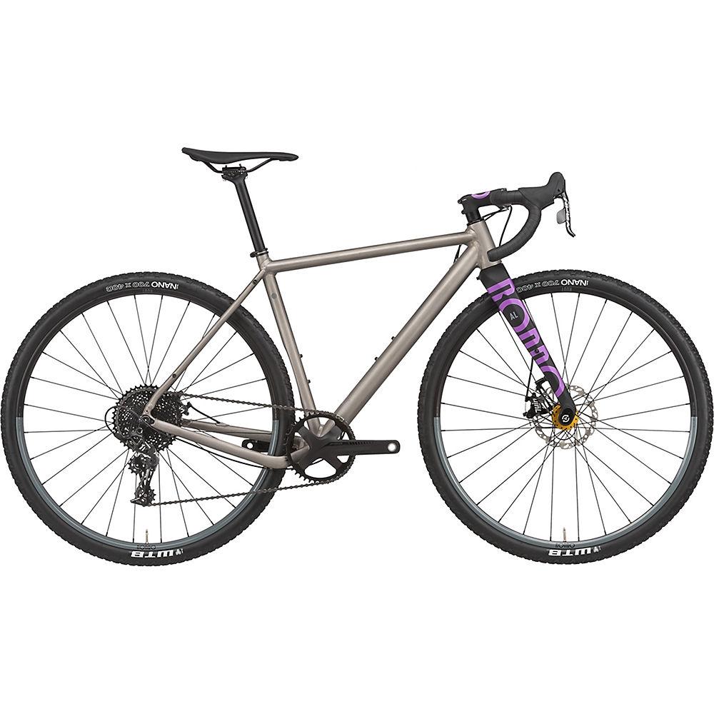 Bici gravel Rondo Ruut AL 2 2020 - Gunmetal - Black