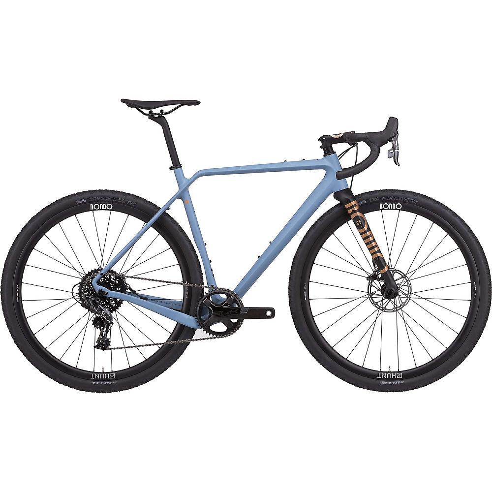 Rondo Ruut CF Zero Gravel Bike 2020 - grigio - nero - S