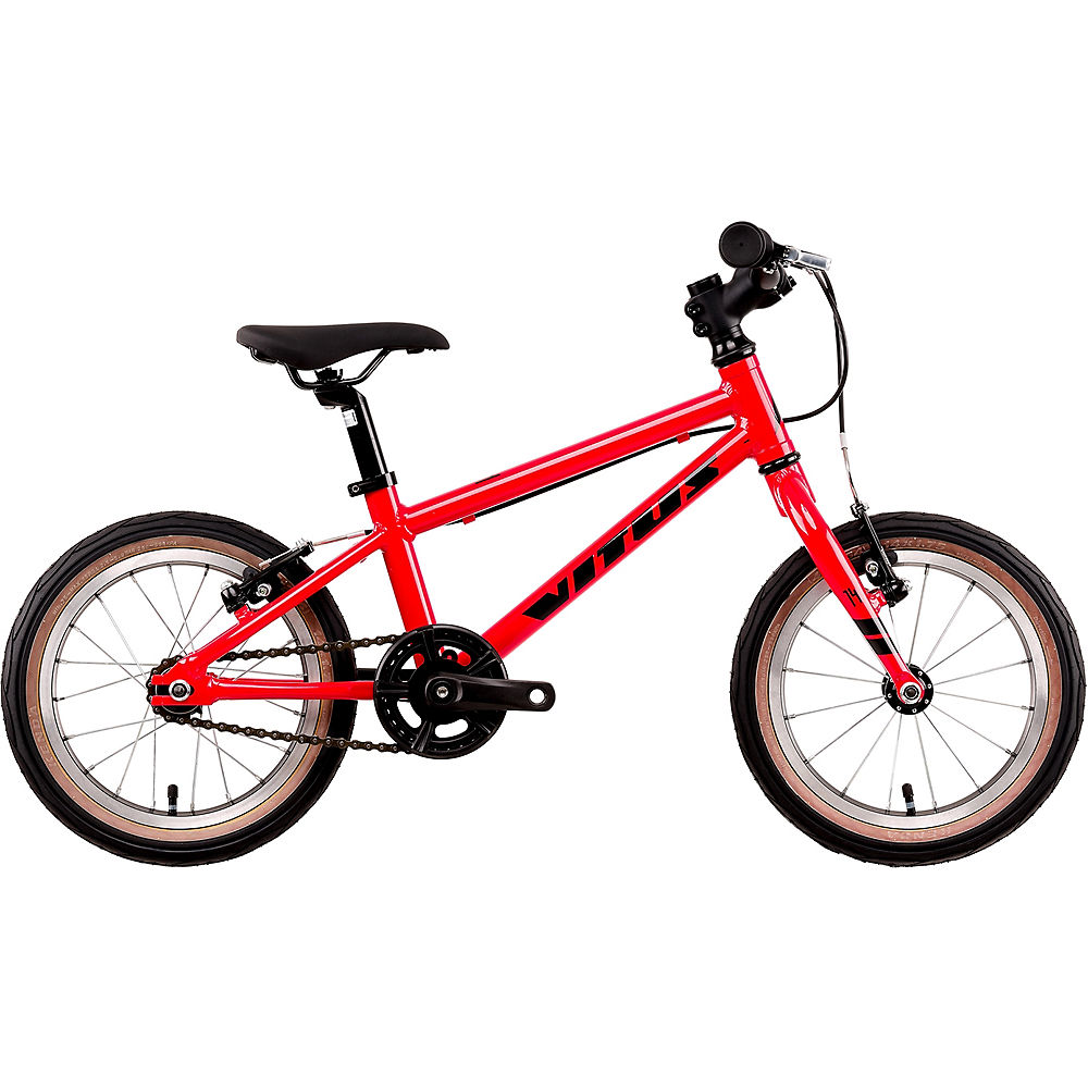 Vitus 14 Kids Bike 2020 – Red – 14″, Red
