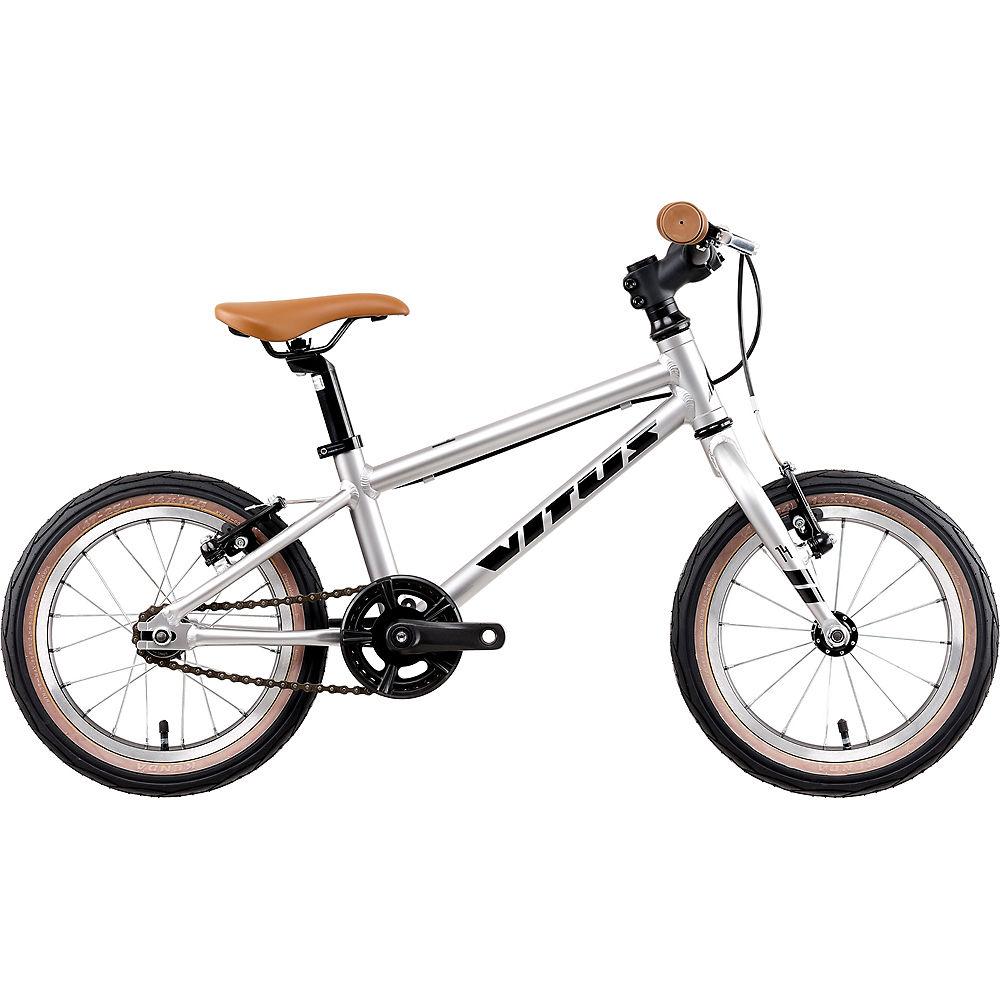Vitus 14 Kids Bike 2020 – Silver – 14″, Silver