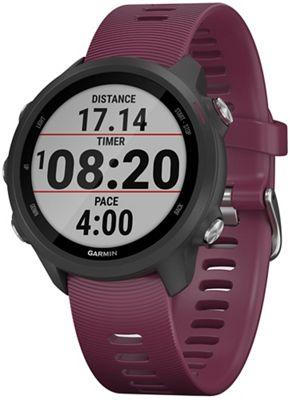 Reloj para running Garmin Forerunner 245 GPS 2019 - Negro - Mora, Negro - Mora