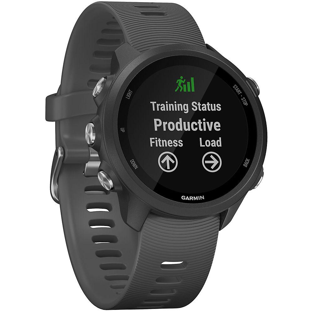 Garmin Forerunner 245 GPS Running Watch - Black - Slate, Black - Slate