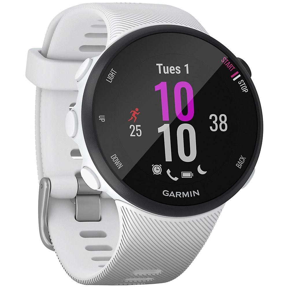 Garmin Forerunner 45-45S GPS Running Watch - Black - White - Small, Black - White