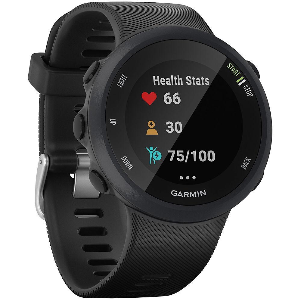 Garmin Forerunner 45-45S GPS Running Watch - Black - Small, Black