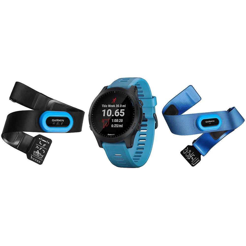 Garmin Forerunner 945 Tri Bundle 2019 - Azul, Azul