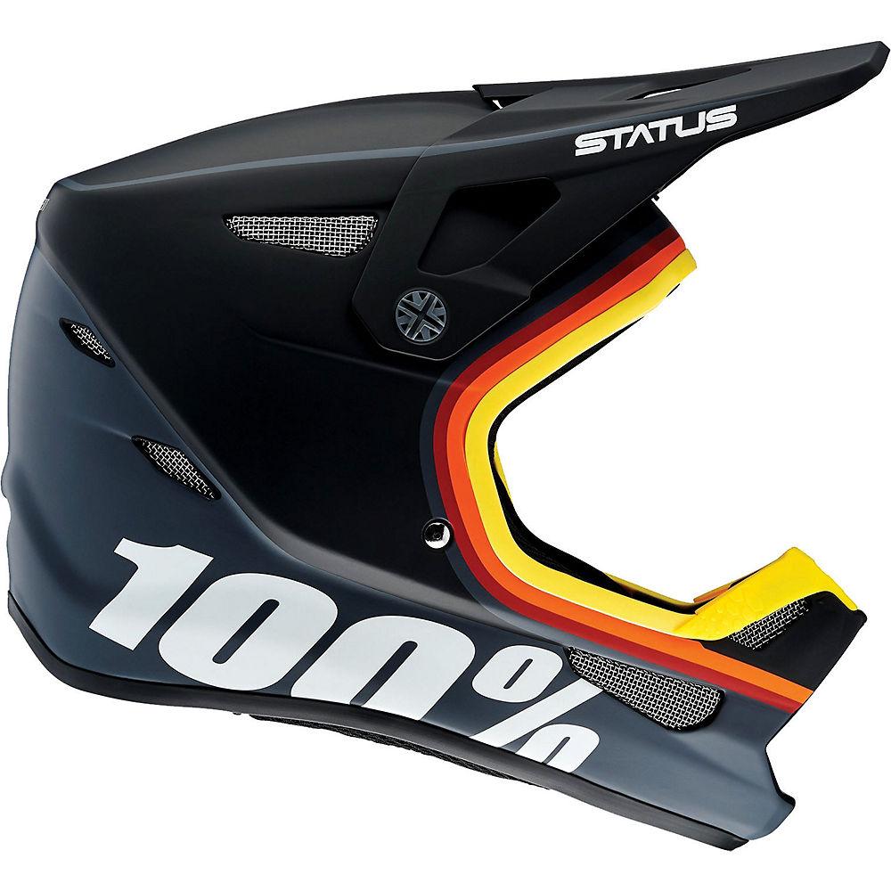 100% Status Youth Helmet  - Kramer, Kramer