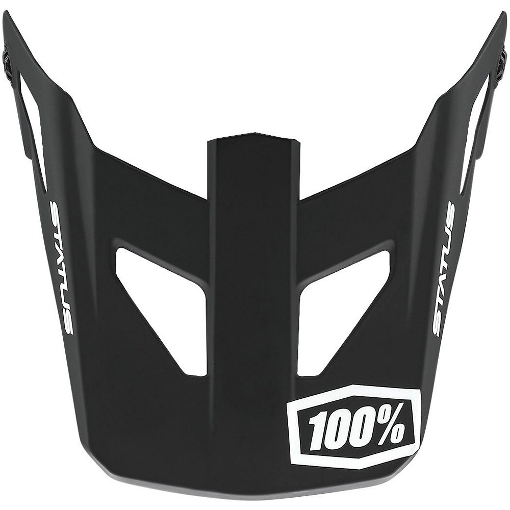 100% Status Youth Replacement Visor  - Arsenal - One Size, Arsenal